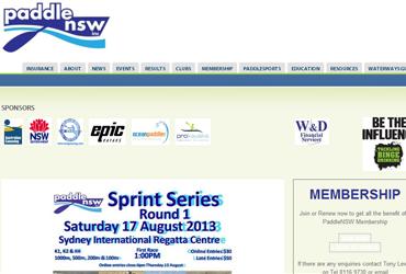 Paddle NSW